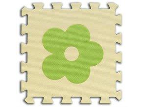 m penove baby puzzle kyticky 1 dil bezovy 17637