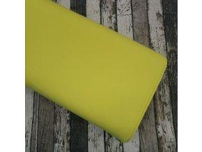 Úplet vyšší gramáž, žlutozelená 035