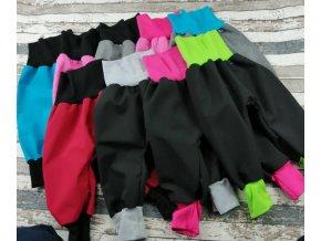 Softshellové kalhoty Yháček, letní, ZAKÁZKOVÁ VÝROBA