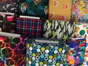 Softshellová bunda Yháček, zimní, vzor, ZAKÁZKOVÁ VÝROBA
