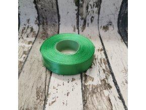 Stuha jednobarevná - zelená