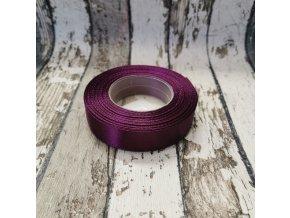 Stuha jednobarevná - fialová