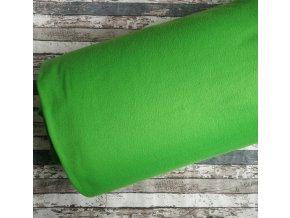 Fleece antipiling, 300 g, zelené jablko, 848