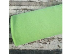 Teplákovina, zelený neon
