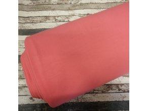 Fleece antipiling, 240 g, broskvový, 506