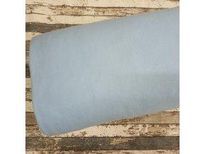 Fleece antipiling, 240 g, světle modrý, 612