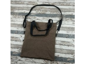 25490 softshellova kabelka cosy yhacek zihana hneda
