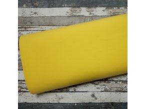 Teplákovina, sluníčkově žlutá, 035