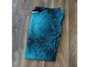 Šaty dámské Yháček, abstrakce