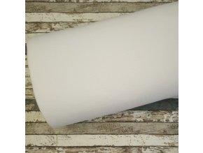 Fleece antipiling, 240 g, bílý, 2