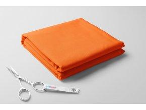 Teplákovina, oranžová