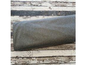Softshell zimní, středně šedý melír, 841
