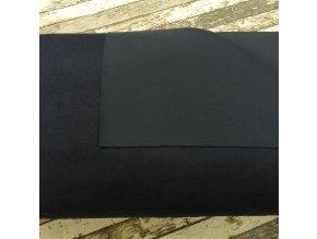 Softshell zimní, navy- temně modrá, 126