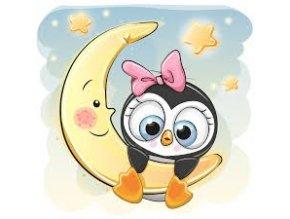 Tučňák na měsíci