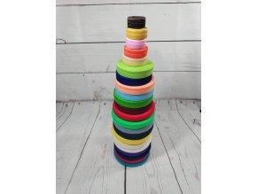 Pruženka půlená, zelená 20 mm