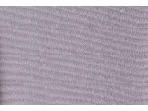Úplet organická bavlna, tmavě šedá 054