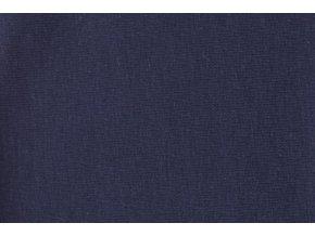 Úplet organická bavlna, navy 008