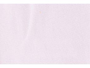 Úplet organická bavlna, světle růžová 012