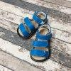 Boty Little blue lamb, Toddler blue shoe