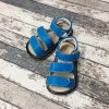 Boty Little blue lamb, Toddler blue shoe