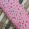 Teplákovina , puntíky na růžové