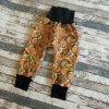Zimní softshellové kalhotky Yháček, ozubená kola