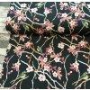 Úplet, japonské květy