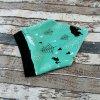Šátek na hlavu Yháček, Lesní zvěř na mentolu