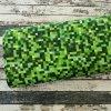 Úplet zelené pixely