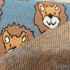 Žakárový úplet, lvíčci