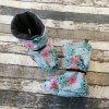 Nosicí botičky - válenky Yháček, ptáčci a růže