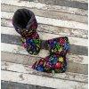 Nosicí botičky - válenky Yháček, letní louka