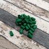 Plastová koncovka, zelená