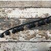 Lemovací bambulky, šedé, 15 mm