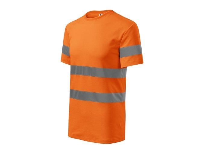 Tričko HV oranž