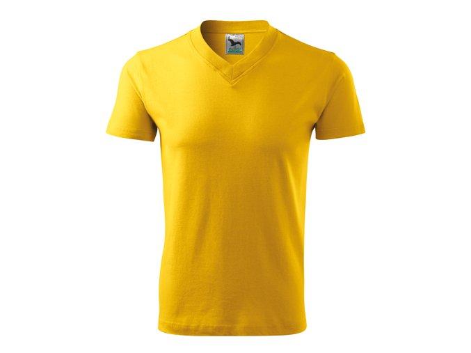 Tričko V-neck 160
