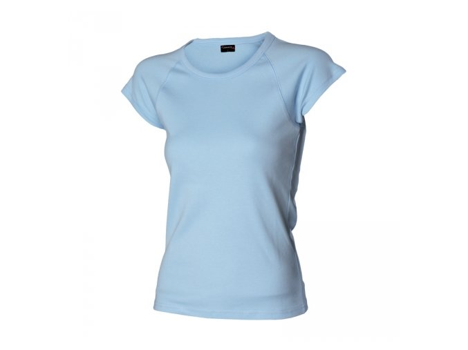 Tričko dámské HF krátký raglánový rukáv