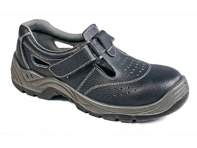 Obuv RAVEN METAL FREE sandal S1P