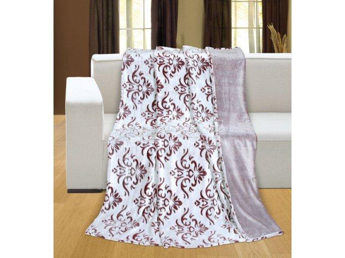 Přikrývka deka micro fleeze Relief