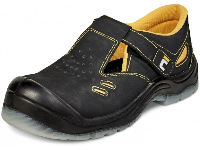 Obuv BK TPU MF S1P SRC sandál
