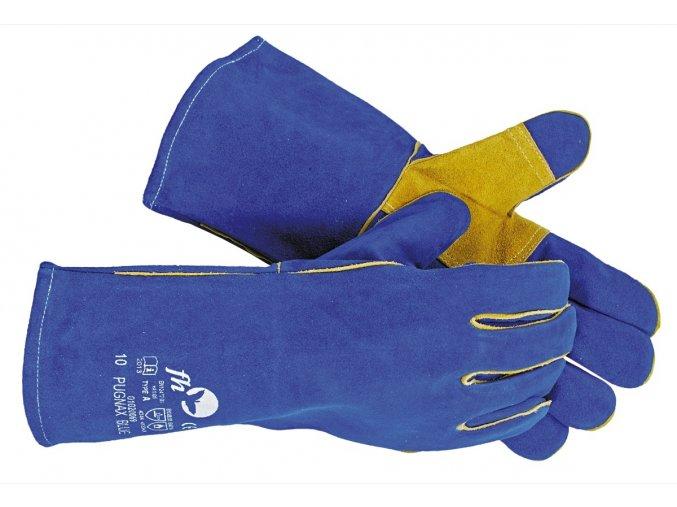 Rukavice PUGNAX BLUE