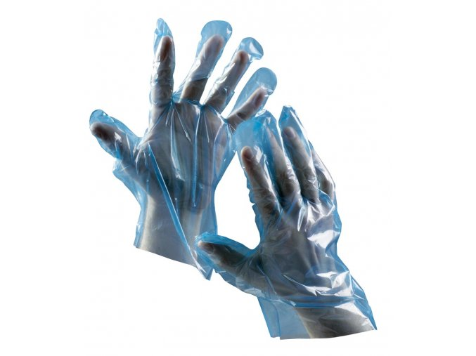 Rukavice DUCK Blue