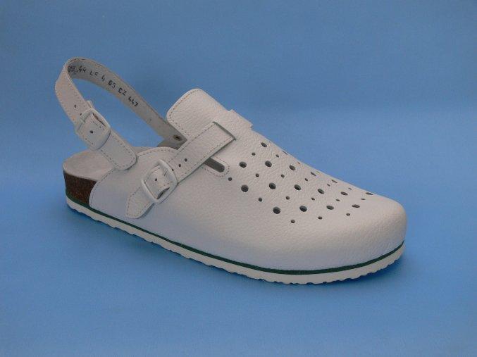Zdravotní obuv D/8  sandál plná špice