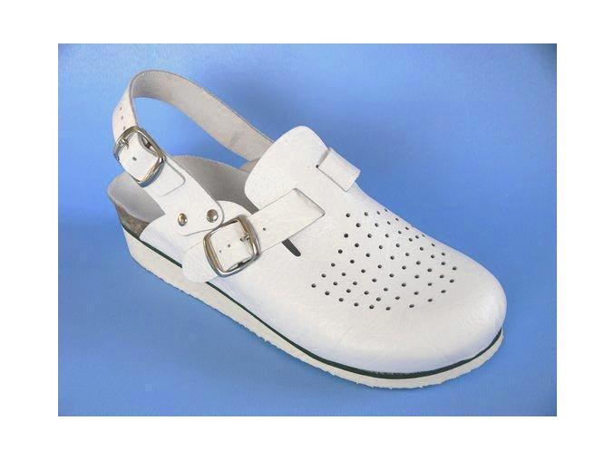 Zdravotní obuv D/8 K sandál plná špice