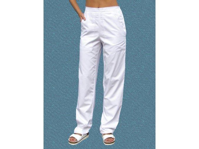 Kalhoty boční zapínání 2212 směs