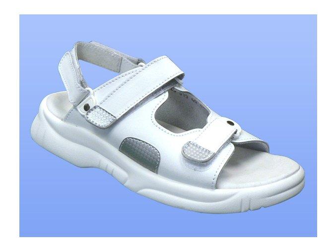 Zdravotní obuv P/15  sandál PUR suchý zip