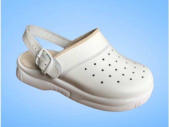 Zdravotní obuv P/12  sandál PUR plná špice