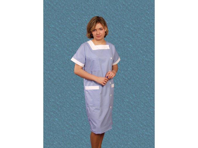 Šaty 22129 bavlna Lux
