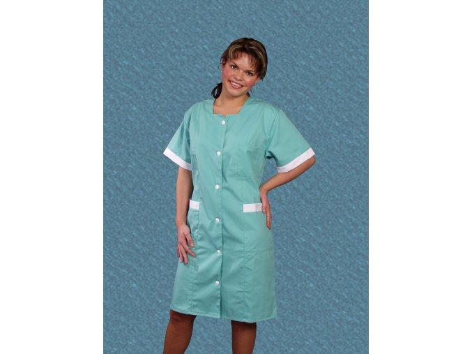 Šaty 22613 bavlna Lux
