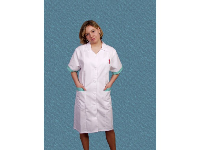 Šaty 22625 bavlna Lux